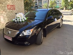 Прокат авто Toyota Avalon Limited